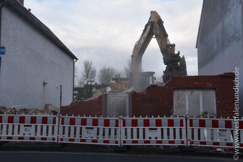 Steinheim - Abriss in der Rochusstraße - Bild 05