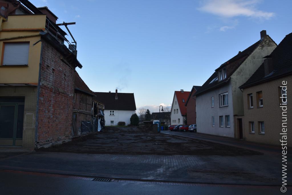 Steinheim - Stadtumbau West und der Abriss von alten Gebäuden - Bild 06