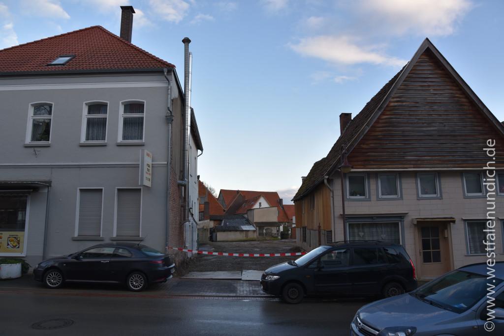 Steinheim - Stadtumbau West und der Abriss von alten Gebäuden - Bild 07