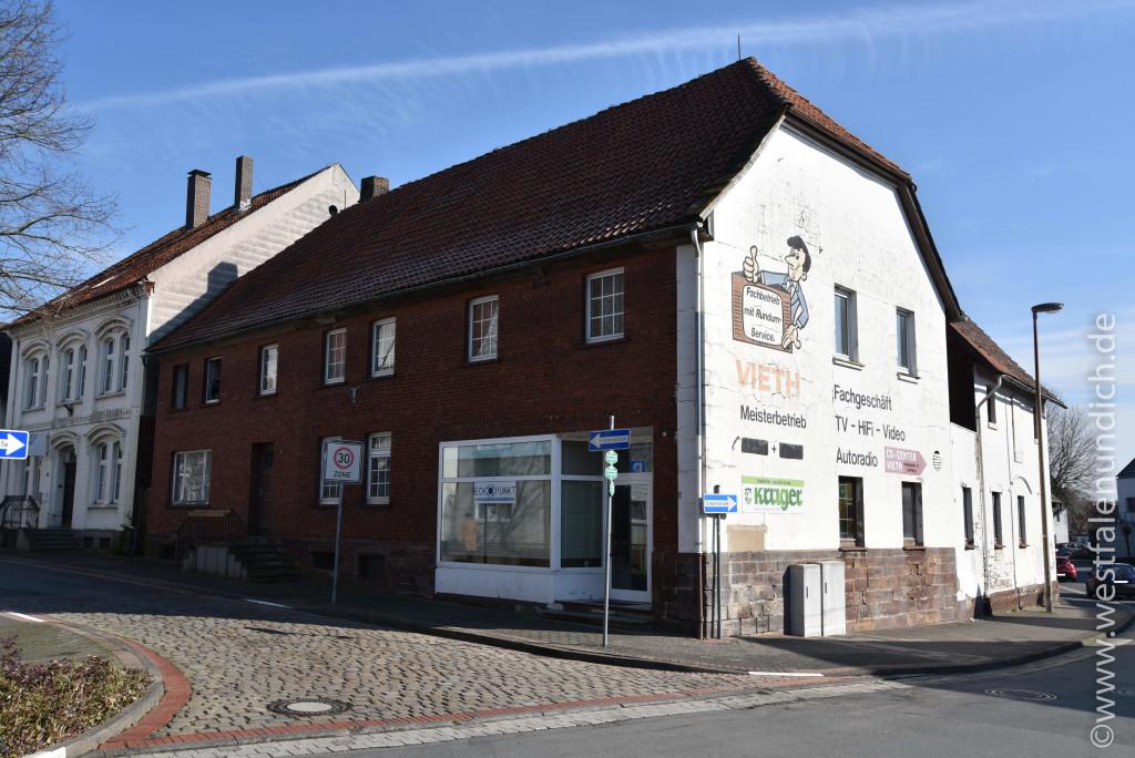 Steinheim - Stadtumbau West und der Abriss von alten Gebäuden - Bild 08