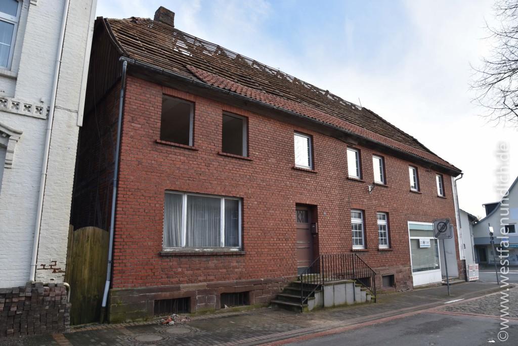 Steinheim - Stadtumbau West und der Abriss von alten Gebäuden - Bild 11