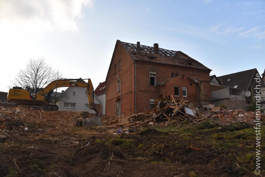 Steinheim - Stadtumbau West und der Abriss von alten Gebäuden - Bild 16