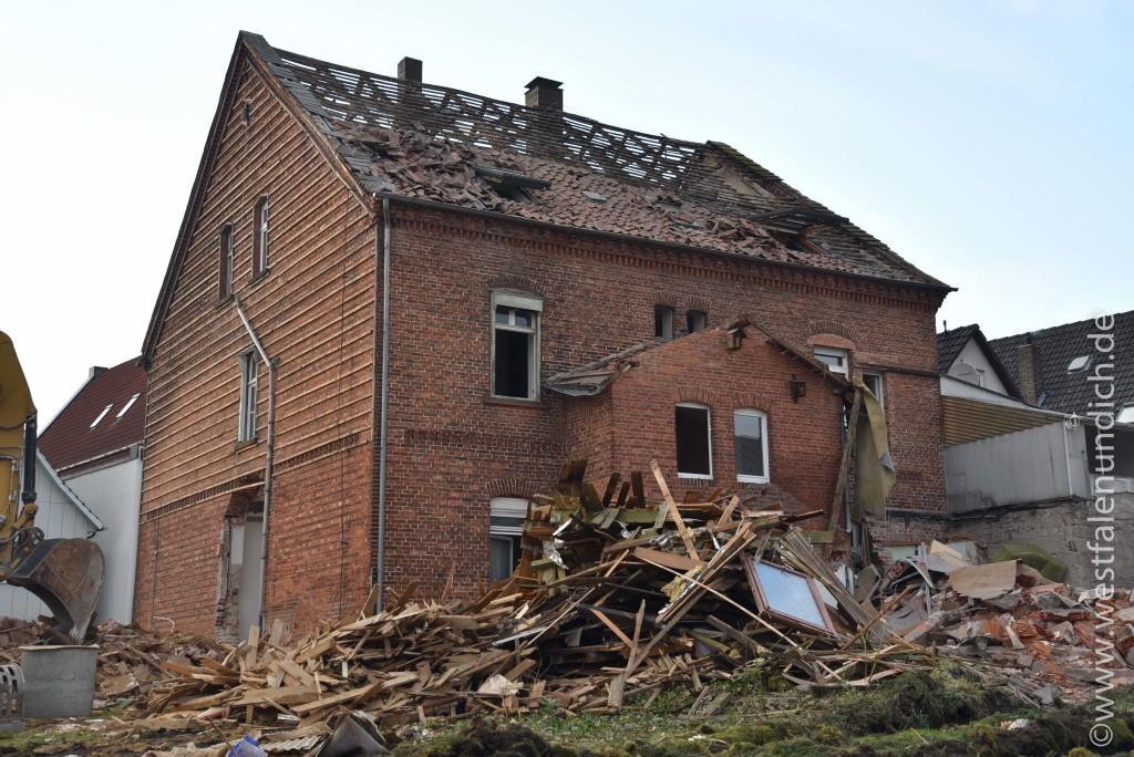 Steinheim - Stadtumbau West und der Abriss von alten Gebäuden - Bild 15