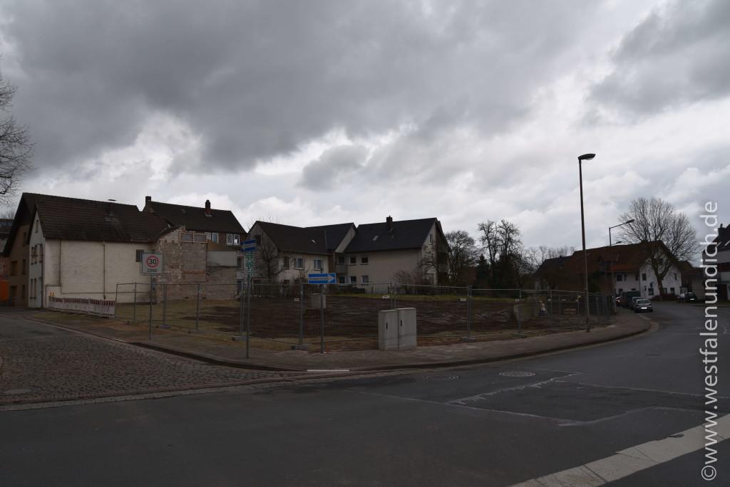 Steinheim - Stadtumbau West und der Abriss von alten Gebäuden - Bild 18