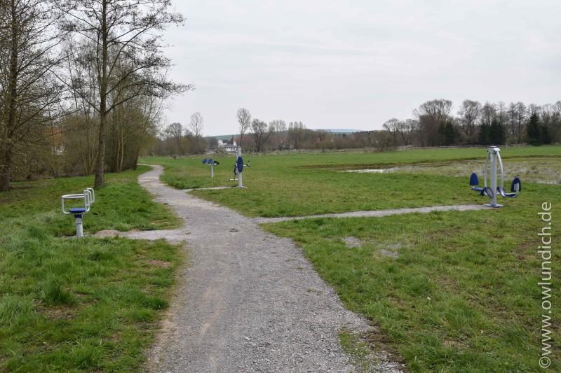 Neue Sportgeräte - Otto-Lüke-Weg - Bild 03