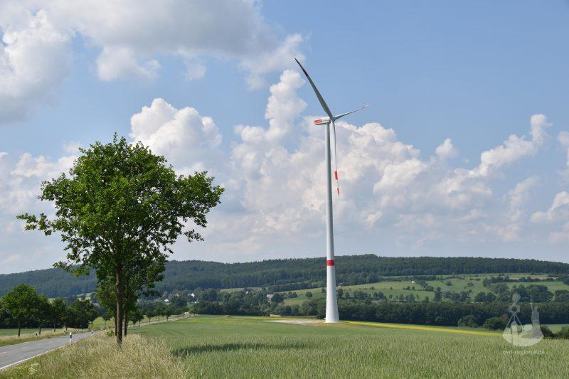 Windkraft bei Holzhausen 2016 - Bild 05