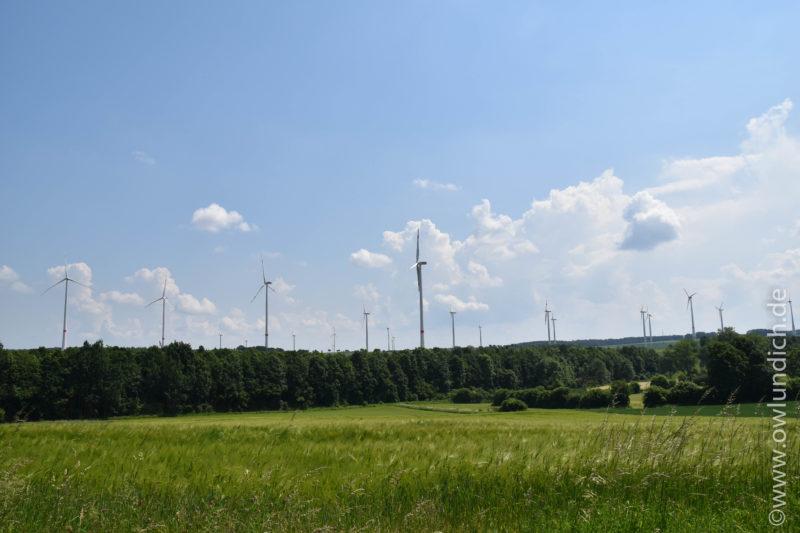 Windkraft bei Holzhausen 2016 - Bild 06
