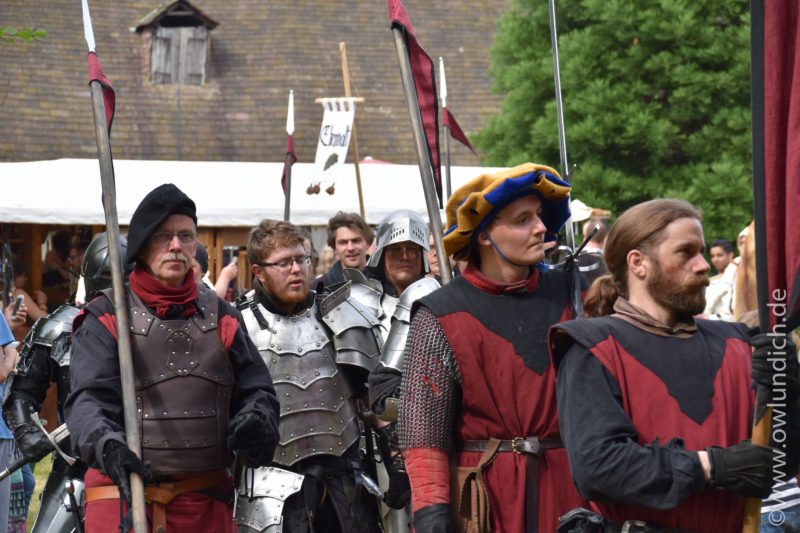 Mittelalter-Markt - Tonenburg 701 Jahre - Bild 15