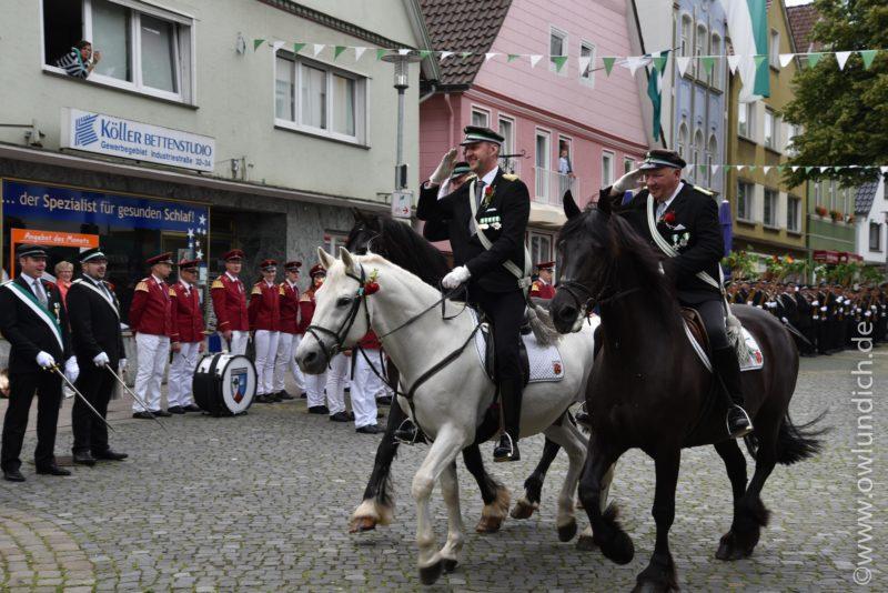 Steinheim - Schützenfest 2016 - Sonntag - Bild 02