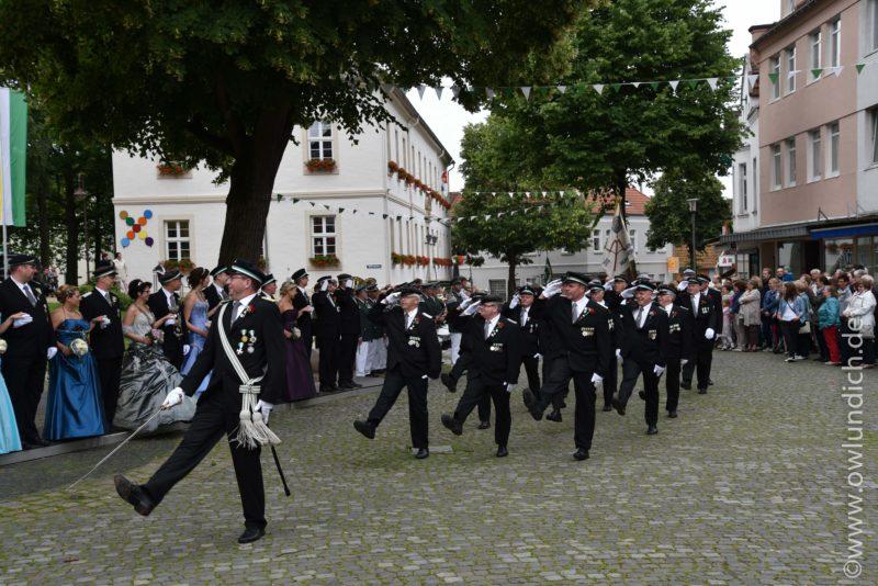 Steinheim - Schützenfest 2016 - Sonntag - Bild 05