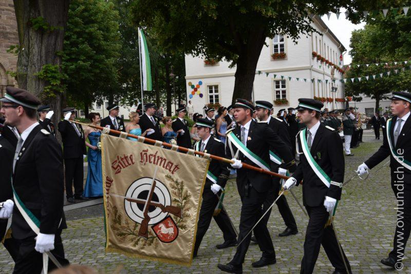 Steinheim - Schützenfest 2016 - Sonntag - Bild 06