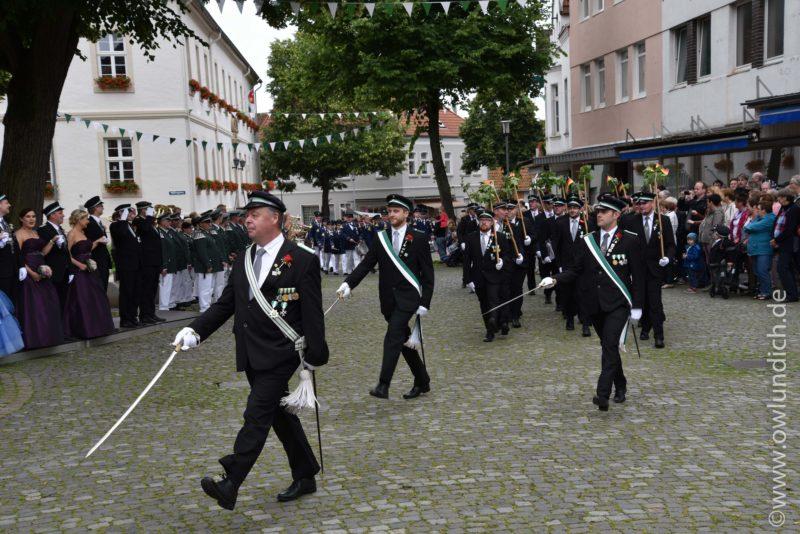 Steinheim - Schützenfest 2016 - Sonntag - Bild 07