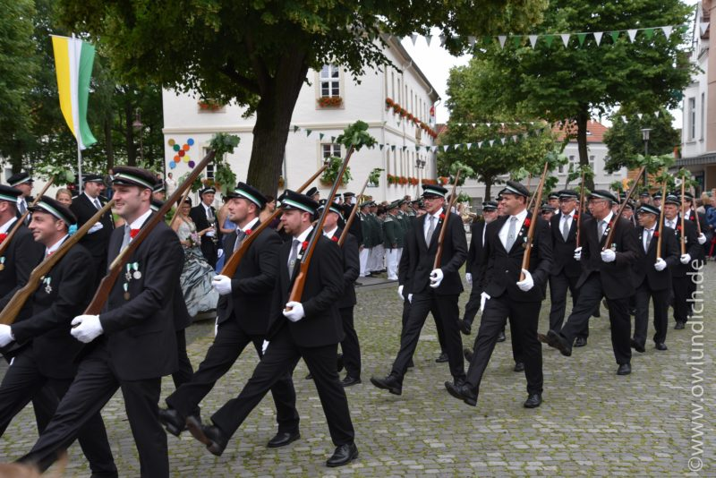 Steinheim - Schützenfest 2016 - Sonntag - Bild 08