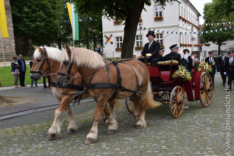 Steinheim - Schützenfest 2016 - Sonntag - Bild 10