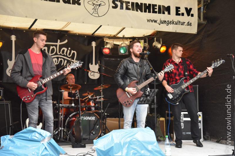 Steinheim - Rock im Ring 2016 - Bild 04 - Captain Tonic