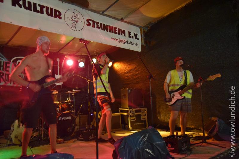 Steinheim - Rock im Ring 2016 - Bild 07 - The Yellow From The Egg