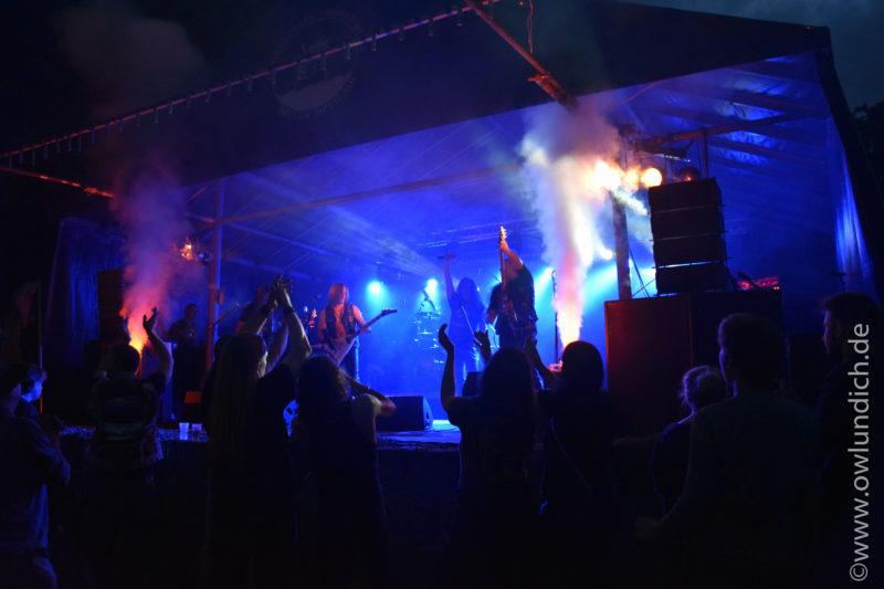 25. Beller Freibad Open Air - Bonfire - Bild 14