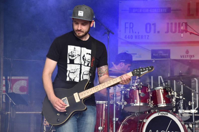 Live in Bad Driburg - 440 HERTZ - Bild 13