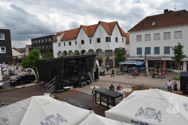 Bad Driburg - Sommernachts-Shopping 2016 - Blogger und Bloggerinnen - Bild 06