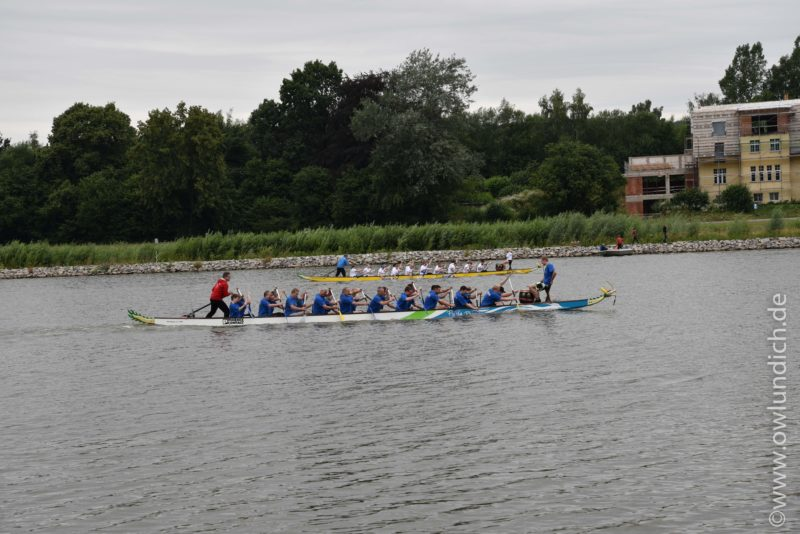 Schieder - 1. AOK Drachenbootrennen in Lippe - Bild 06