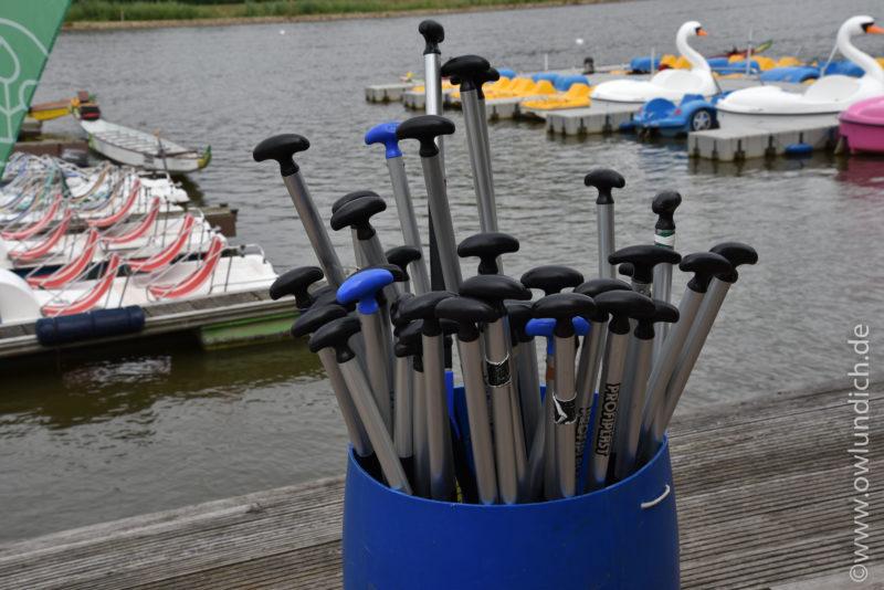 Schieder - 1. AOK Drachenbootrennen in Lippe - Bild 04