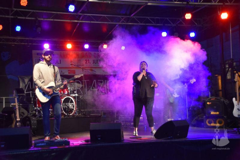 Live in Bad Driburg - 440 HERTZ - Bild 05