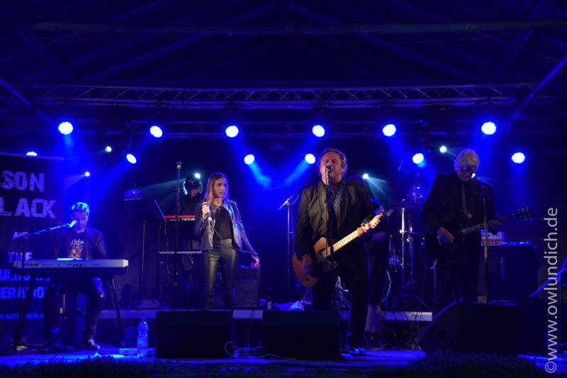 25. Beller Freibad Open Air - Son Black And The Soulbound Liberation - Bild 01