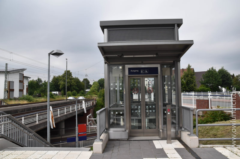 Steinheim - Bahnhof des Jahres - Bild 01