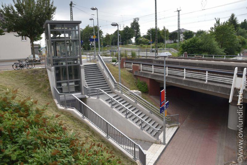 Steinheim - Bahnhof des Jahres - Bild 03