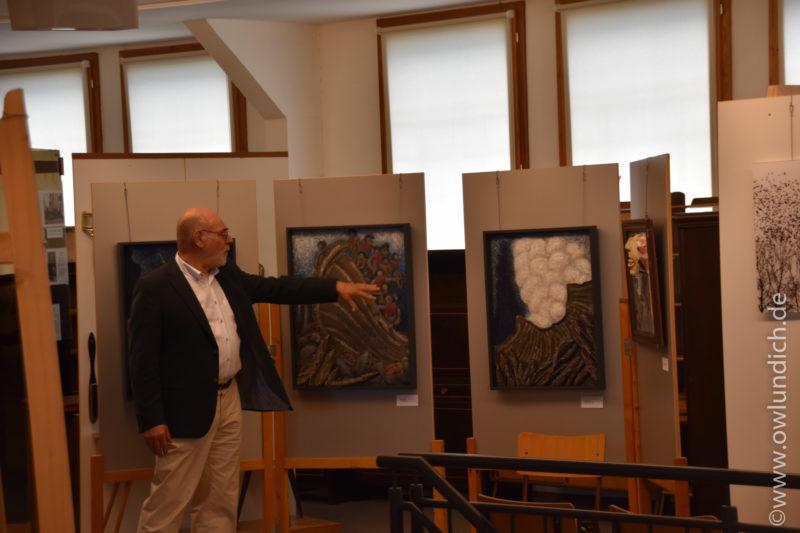 Möbelmuseum - Erd-Charta - Schrei der Erde - Bild 05