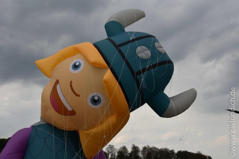 Steinheim - 3.Drachenfest Vinsebeck 2016 - Bild 11