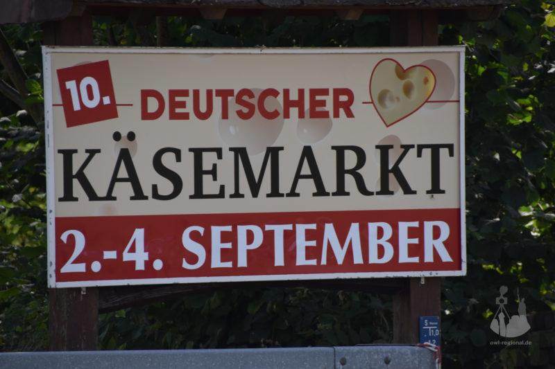 Nieheim - 10.Deutscher Käsemarkt - Bild 02