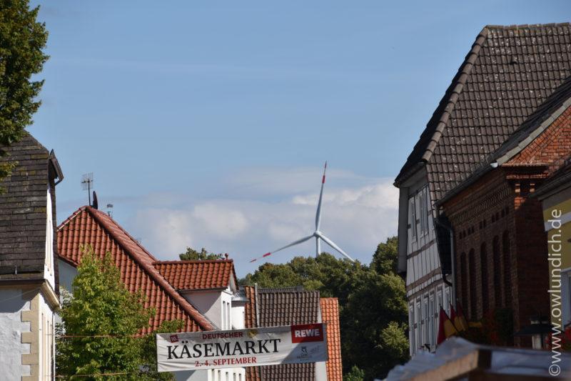 Holzhausen - Fertigstellung der Windkraftanlagen - Bild 01