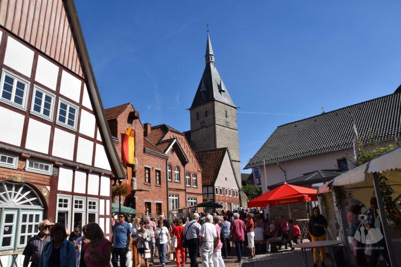 Nieheim - 10.Deutscher Käsemarkt - Bild 13