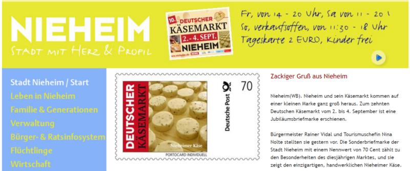 Nieheim - 10.Deutscher Käsemarkt - Bild 19 Quelle: http://www.nieheim.de/aktuelles/news/detailsseite/article/zackiger-gruss-aus-nieheim/696.html