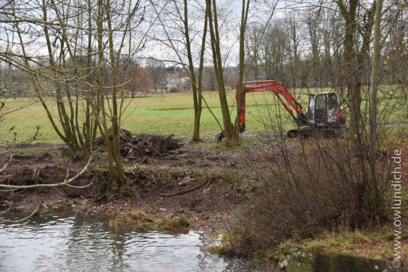 Steinheim - Landschaftspark Emmerauen wird ausgebaut - Bild 03