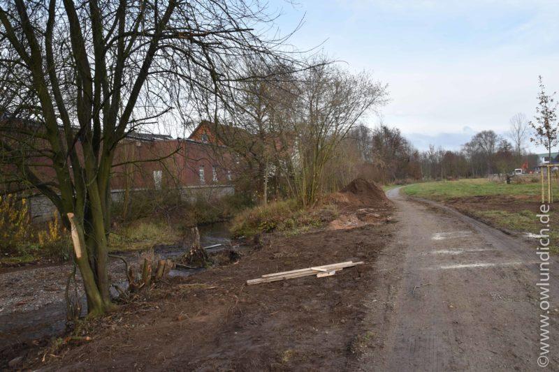 Steinheim - Landschaftspark Emmerauen wird ausgebaut - Bild 08