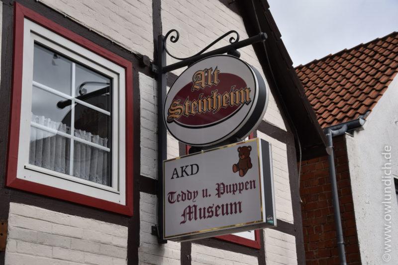 Steinheim - AKD Teddy- und Puppenmuseum - Eröffnung - OWL